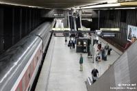 Bahnhof von Warschau / Warszawa (Polen)