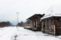 Bahnhof von Werneuchen (Brandenburg)