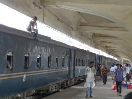 Eisenbahn in Bangladesch