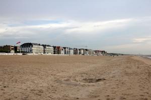 Strand von De Haan, Wenduine Belgien