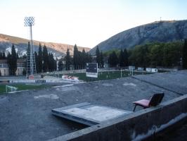 Bijeli-Brijeg-Stadion von HŠK Zrinjski Mostar