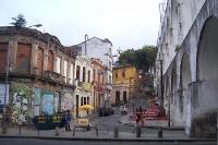 Stadtteil Lapa (Künstlerviertel) in Rio de Janeiro