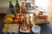 Einkauf im Supermercado für ein brasilianisches Frühstück (europäisch geprägt)