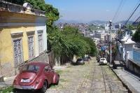 Stadtteil Santa Teresa in Rio de Janeiro