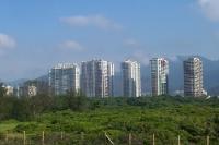 Neubauten in Barra da Tijuca in Rio de Janeiro