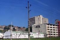 Industrie in der Zona Norte von Rio de Janeiro