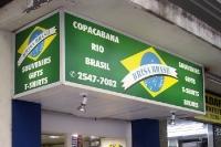Souveniergeschäft in Rio de Janeiro