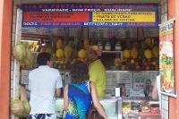 Cia da fruta, Imbiss für Fruchtsäfte und Shakes in Rio de Janeiro