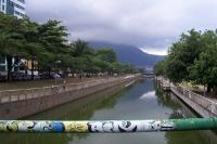 Kanal zwischen Ipanema und Leblon in Rio de Janeiro