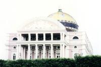 Opernhaus in Manaus / Amazonien