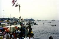 Hafen von Manaus (Amazonien - Brasilien), 1996