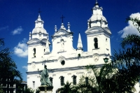 historische Kirche in Belém