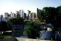 Skyline der brasilianischen Stadt Goiânia