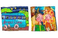Busüberfall in Brasilien - Illustration von Nastasja Keller