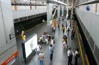 Metrostation Central der U-Bahn in Rio de Janeiro