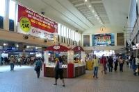 Der Bahnhof Central in der Innenstadt von Rio de Janeiro