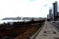 Ponte Negra in Natal, Brasilien, Hauptstadt des Bundesstaats Rio Grande do Norte