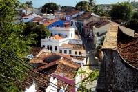 Olinda im Bundesstaat Pernambuco, eine der ältesten Städte Brasiliens