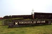 Fortaleza de São José da Macapá, Bundesstaat Amapá, Brasilien