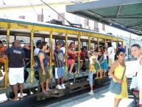 Die Bonde in Rio de Janeiro
