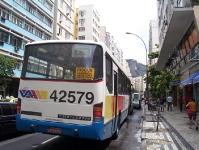 Linienbus in Rio de Janeiro