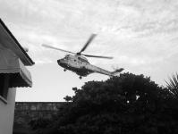 Brasilianischer Militärhubschrauber