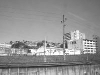 U-Bahn-Strecke in die Zona Norte in Rio