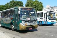 Linienbusse in Rio de Janeiro