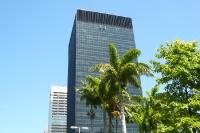 Geschäftsgebäude mit Firmensitzen in Rio de Janeiro
