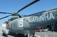 Hubschrauber der brasilianischen Marine. Marinha do Brasil