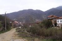 Einsamkeit pur: Die bulgarische Ortschaft Golesovo nahe der Grenze zu Griechenland