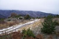 in den Bergen des bulgarischen Slavjanka Gebirges