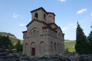 Kirche St. Demetrius in Veliko Tarnovo