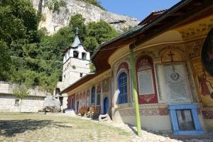 Kloster der Verklärung in Veliko Tarnovo