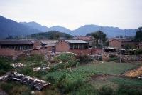Landarbeiten im Norden Chinas