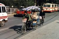 Nahverkehr in Peking / Beijing