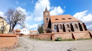 Eisenhüttenstadt in Brandenburg