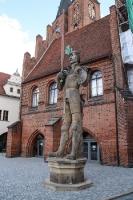 Roland in der Hansestadt Stendal