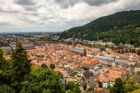 Heidelberg: Alte Brücke, Neckar, Heiliggeistkirche, Altstadt
