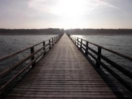 Brücke in Prerow