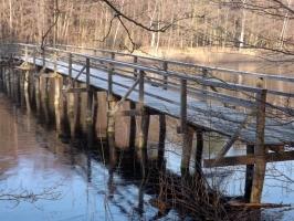 Brücke über den Prerower Strom