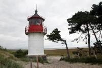 kleiner Leuchtturm südlich von Neuendorf auf Hiddensee