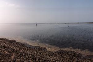 Strand auf der Insel Poel
