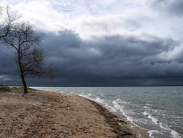 Strand auf der Insel Rügen