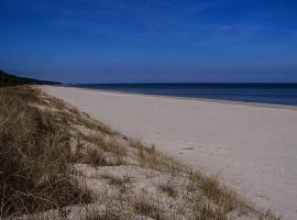 Strand bei Peenemünde