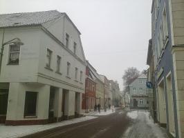 Unterwegs in Ueckermünde