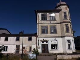 verlassenes Haus auf Hiddensee