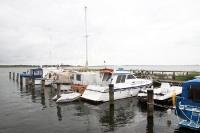 Yachthafen von Neuendorf auf Hiddensee