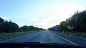 Mit dem Auto unterwegs in Estland