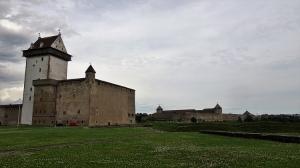 Narva in Estland